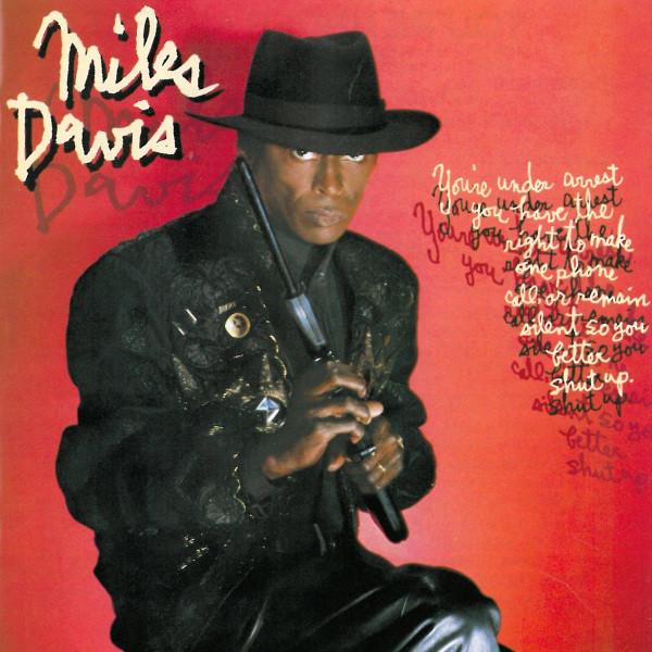 Davis, Miles You're Under Arrest