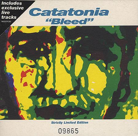 Catatonia Bleed Vinyl