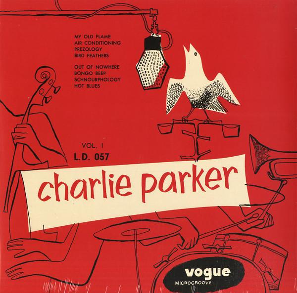 Charlie Parker Charlie Parker Vol.1 Vinyl