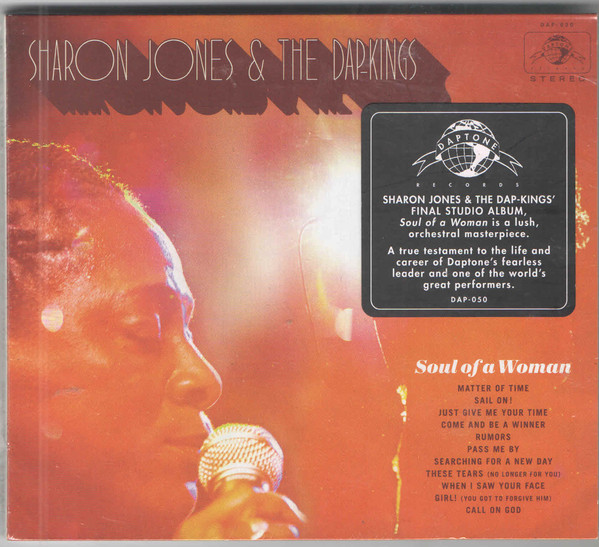 Jones, Sharon & The Dap-Kings Soul Of A Woman