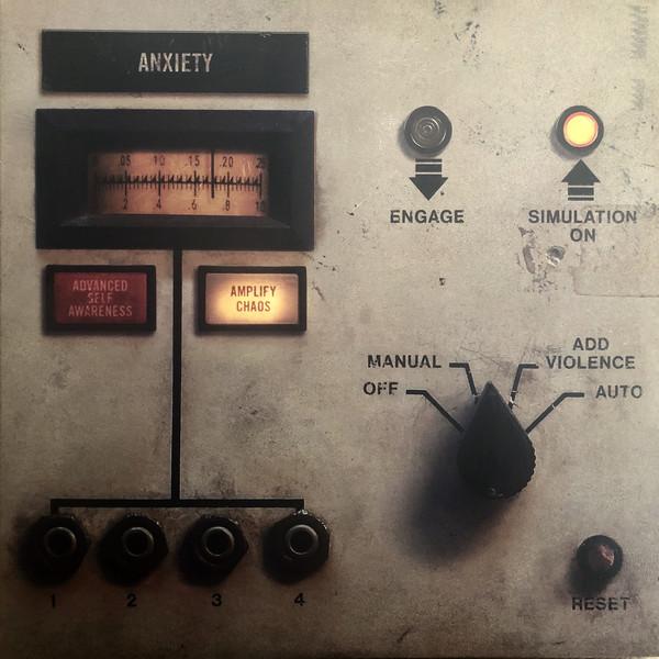 Nine Inch Nails Add Violence Vinyl