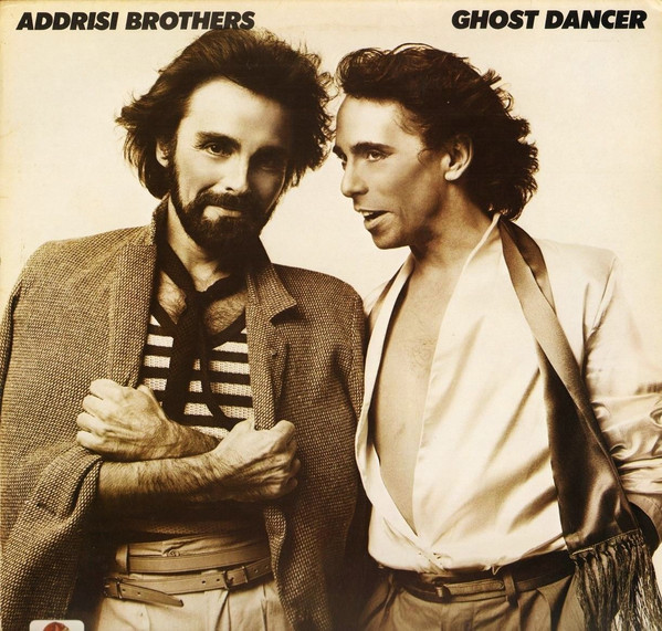 Addrisi Brothers Ghost Dancer Vinyl