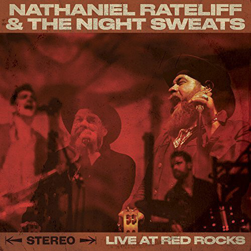 Rateliff, Nathaniel And The Night Sweats Live At Red Rocks