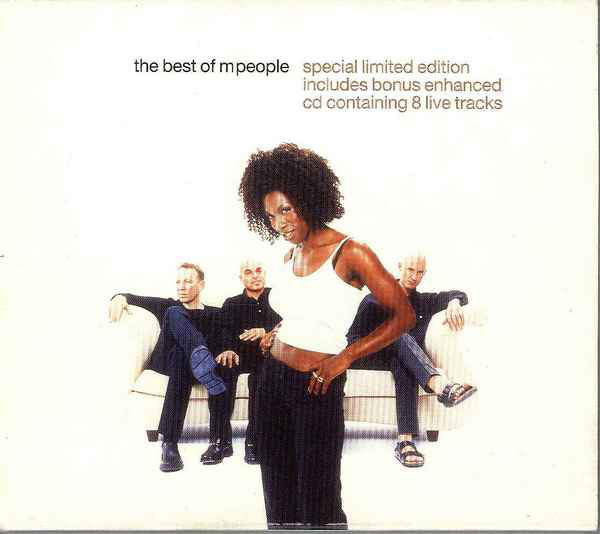 M People The Best Of CD