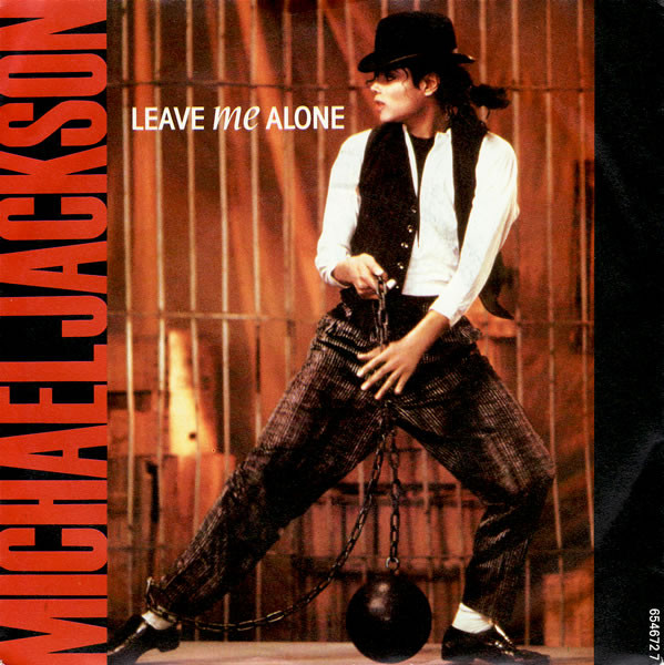 Jackson, Michael Leave Me Alone Vinyl