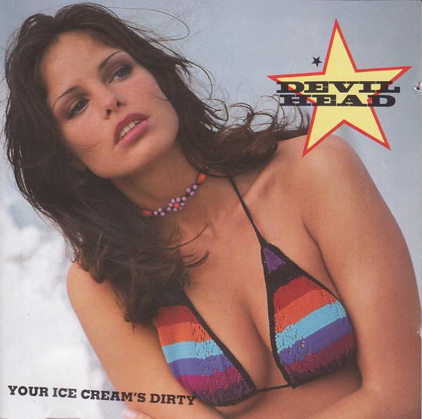 Devilhead Your Ice Cream's Dirty CD