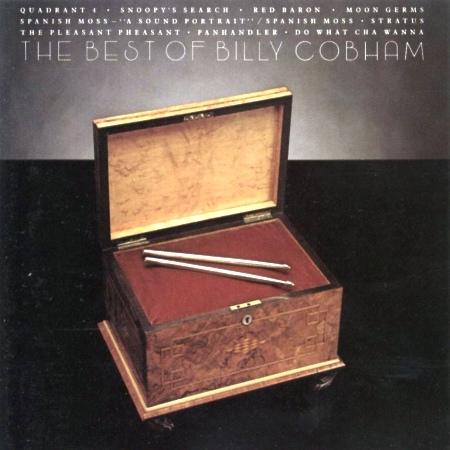 Cobham, Billy The Best Of Billy Cobham Vinyl