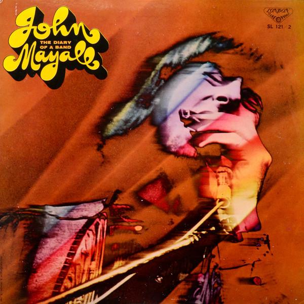 Mayall, John The Diary Of A Band Vinyl
