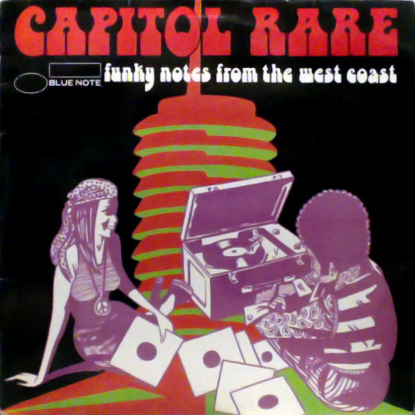Various Capitol Rare (Funky Notes From The West Coast)