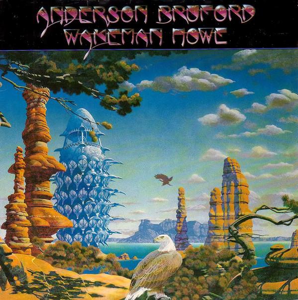 Anderson Bruford Wakeman Howe Anderson Bruford Wakeman Howe Vinyl