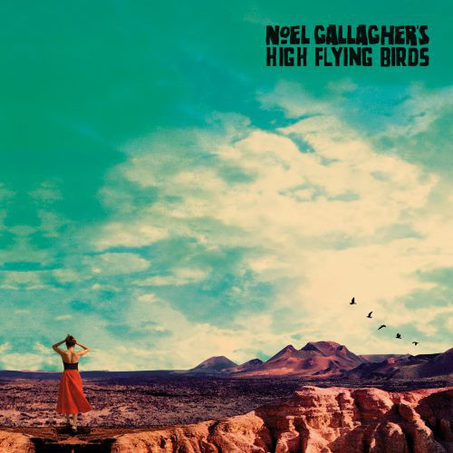Noel Gallagher's High Flying Birds Who Built The Moon?  Vinyl