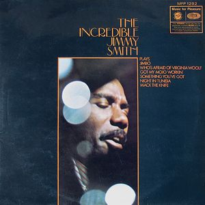 Jimmy Smith The Incredible Jimmy Smith