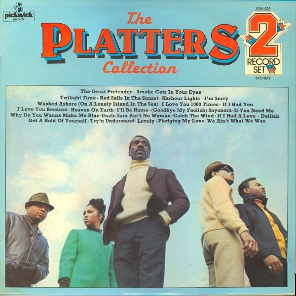 Platters (The) Platters Collection