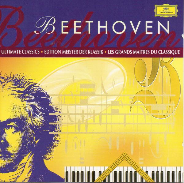 Beethoven - Wiener Philharmoniker, Claudio Abbado Ultimate Classics - Edition Meister Der Klassik - Les Grands Maitres De Classique CD