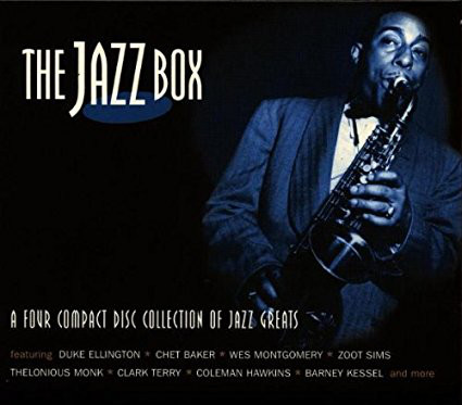 Various The Jazz Box - A Four Compact Disc Collection of Jazz Greats