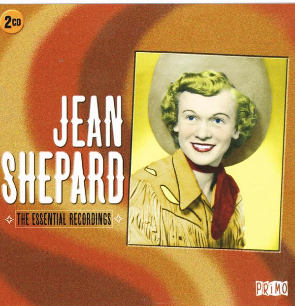 Shepard, Jean The Essential Recordings Vinyl