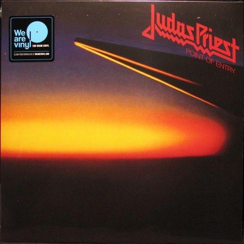 Judas Priest Point Of Entry Vinyl