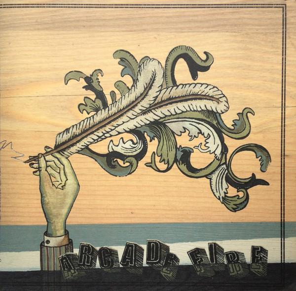 Arcade Fire Funeral Vinyl