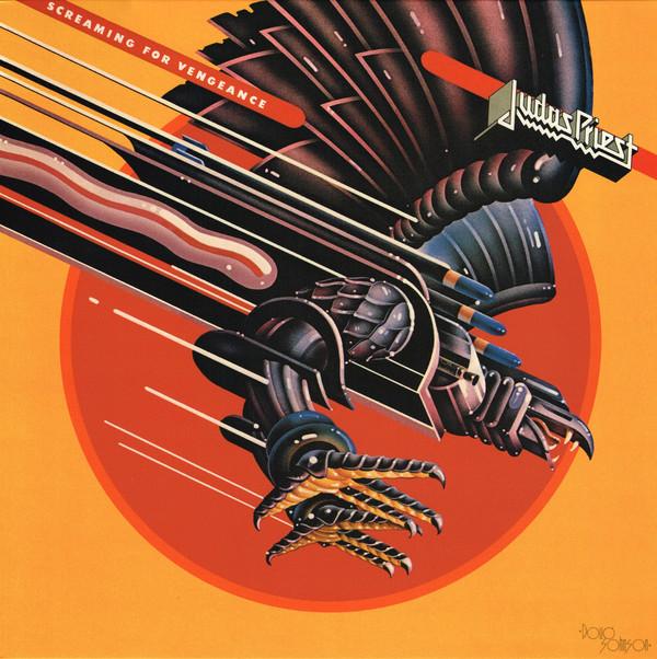 Judas Priest Screaming For Vengeance Vinyl