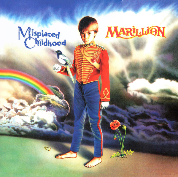 Marillion Misplaced Childhood  Vinyl