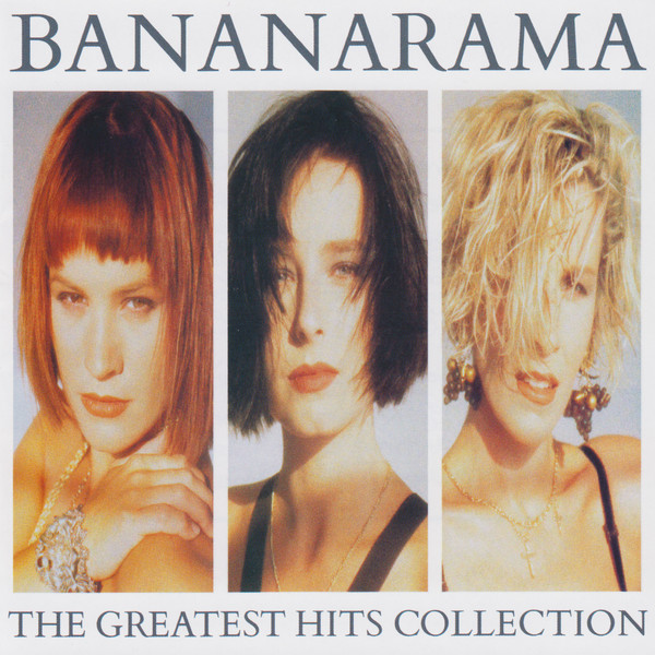 Bananarama The Greatest Hits Collection CD
