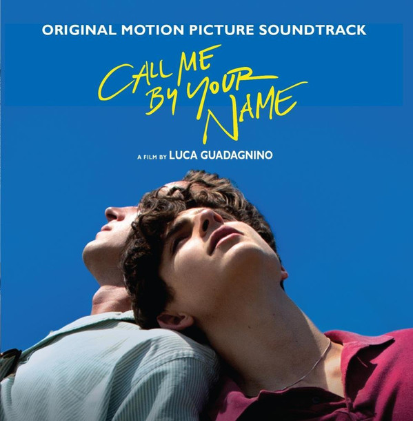 Various Call Me By Your Name (Original Motion Picture Soundtrack) Vinyl