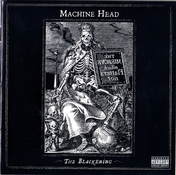 Machine Head The Blackening Vinyl