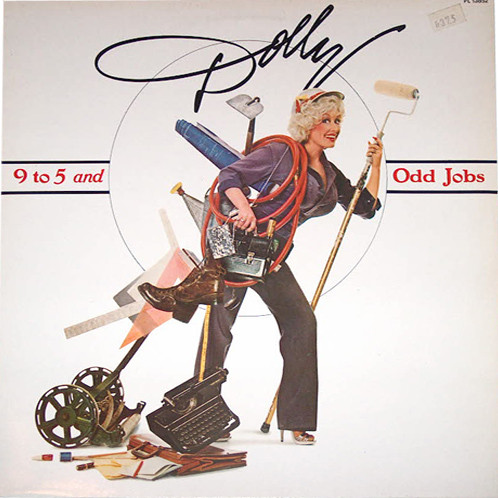 Parton, Dolly 9 To 5 And Odd Jobs