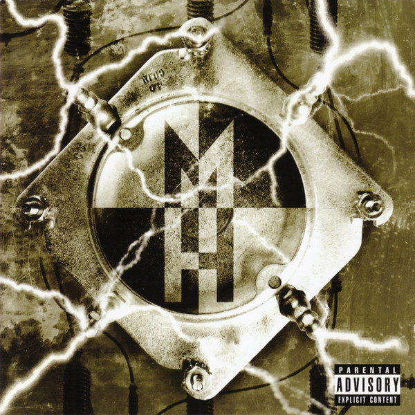 Machine Head Supercharger Vinyl
