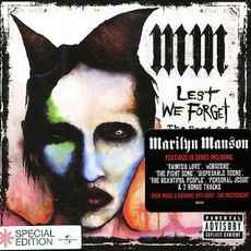 Marilyn Manson Lest We Forget - The Best Of Marilyn Manson