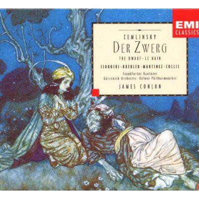 Zemlinsky - Isokoski, Kuebler, Martinez, Collis, Frankfurter Kantorei, Gürzenich-Orchester Kölner Philharmoniker, James Conlon Der Zwerg / The Dwarf / Le Nain