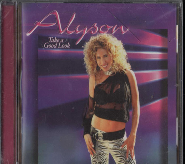 Alyson Take A Good Look CD