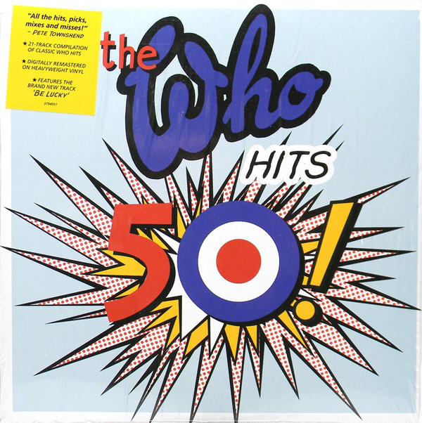 The Who The Who Hits 50!