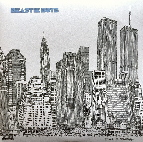 Beastie Boys To The 5 Boroughs Vinyl