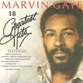 Gaye, Marvin 18 Greatest Hits Vinyl