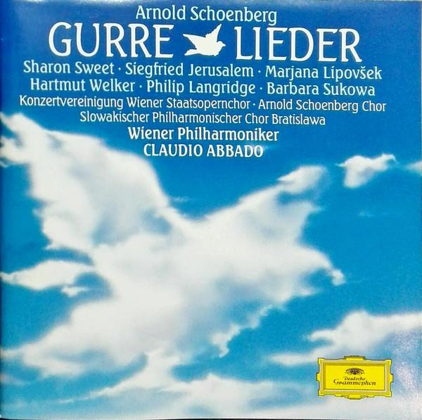 Schoenberg -  Wiener Philharmoniker, Claudio Abbado Gurrelieder Vinyl
