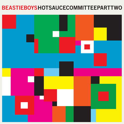 Beastie Boys Hot Sauce Committee Part Two Vinyl