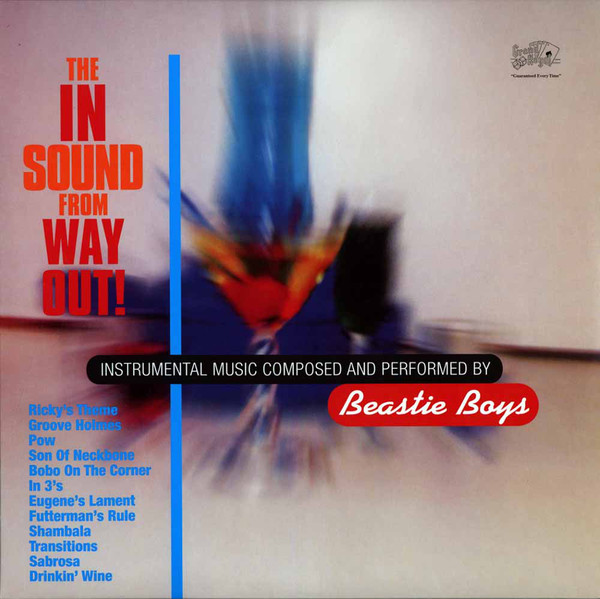 Beastie Boys The In Sound From Way Out! Vinyl