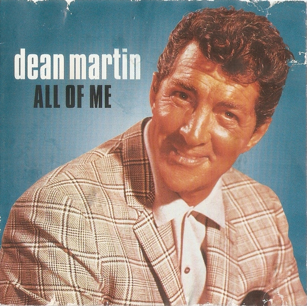 Martin, Dean All Of Me CD