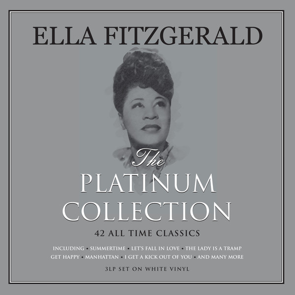 Fitzgerald, Ella The Platinum Collection