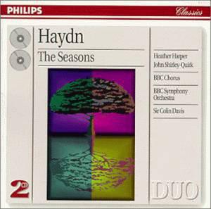 Haydn - Colin Davis, Heather Harper, John Shirley-Quirk The Seasons