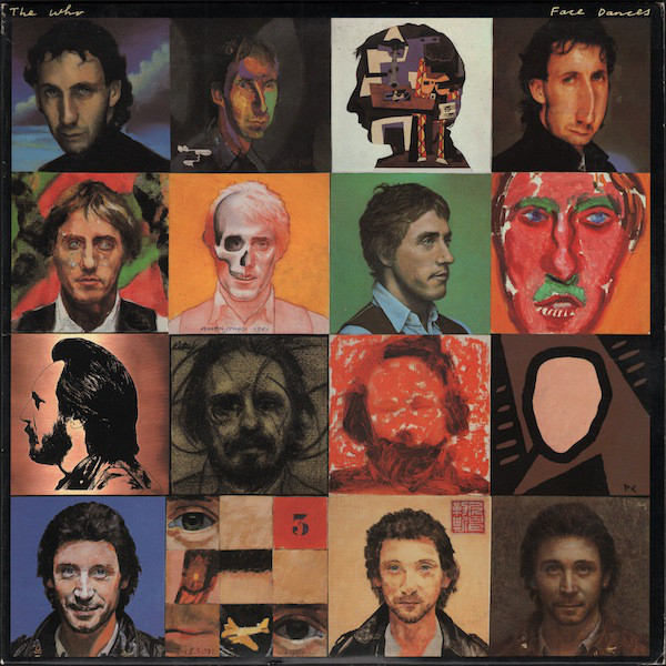 The Who Face Dances