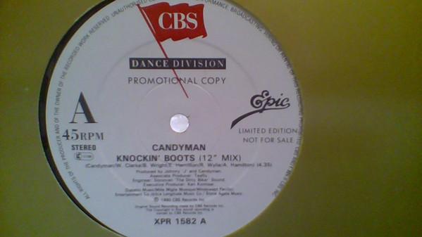 Candyman Knockin' Boots Vinyl
