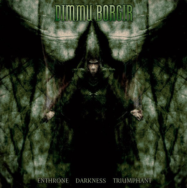 Dimmu Borgir Enthrone Darkness Triumphant Vinyl