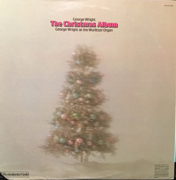 Wright, George The Christmas Album Vinyl