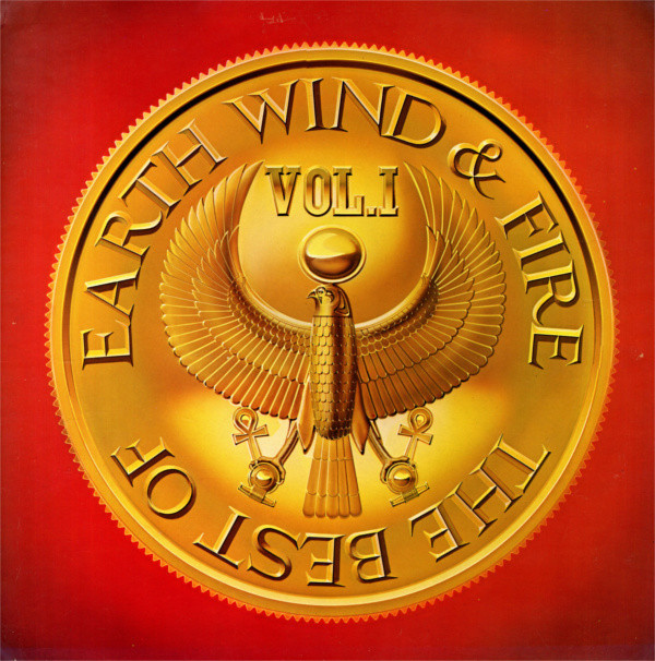 Earth, Wind & Fire The Best Of Vinyl