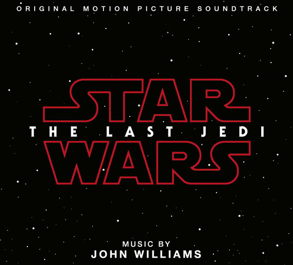 John Williams Star Wars: The Last Jedi (Original Motion Picture Soundtrack) CD