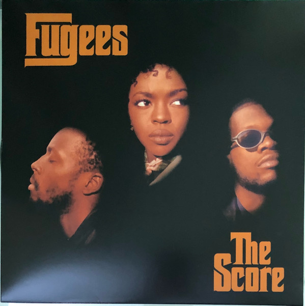 Fugees The Score Vinyl