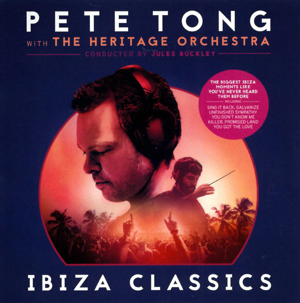 Tong, Pete With The Heritage Orchestra Conducted By Buckley, Jules Ibiza Classics