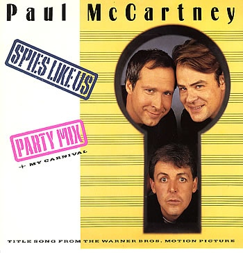 McCartney, Paul Spies Like Us